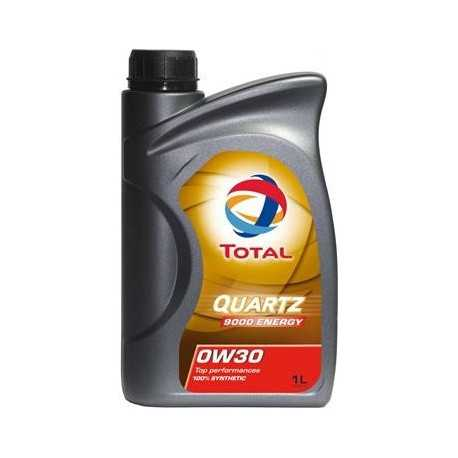 Total QUARTZ 9000 0W-30 1L Energy