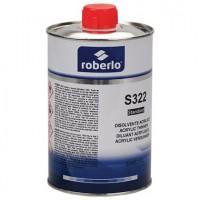 Riedidlo S-322 ROBERLO 5L