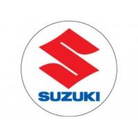 Samolepka na stredy kolies živicová 4ks - SUZUKI (C13)
