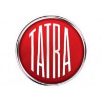 Samolepka na stredy kolies živicová 4ks - TATRA (C13)