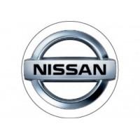 Samolepka na stredy kolies živicová 4ks - NISSAN (C13)