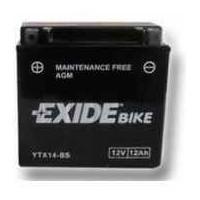 Exide moto 12V/12Ah L YTX14-BS