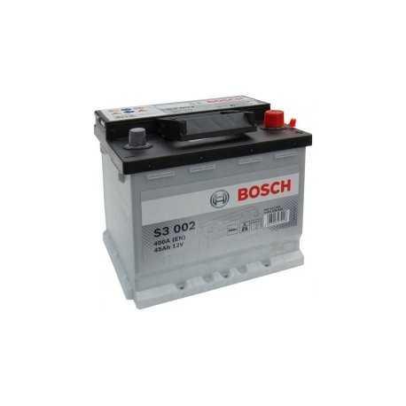 Bosch S3 002 12V/45Ah Black