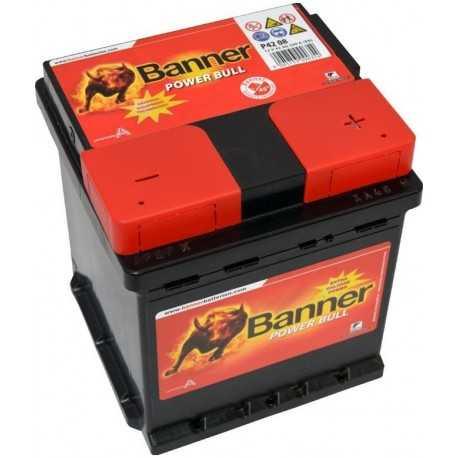 Banner Power Bull 12V 42Ah 390A (P4208)