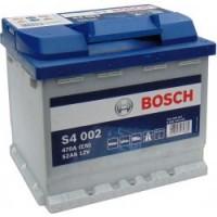 Bosch S4 12V 52Ah 470A Blue