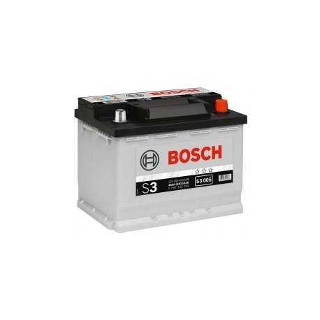 Bosch S3 005 12V/56Ah Black