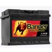Banner Starting Bull 12V 62Ah 480A (56219)