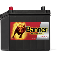 Banner Power Bull 12V 60Ah 510A (P6069)