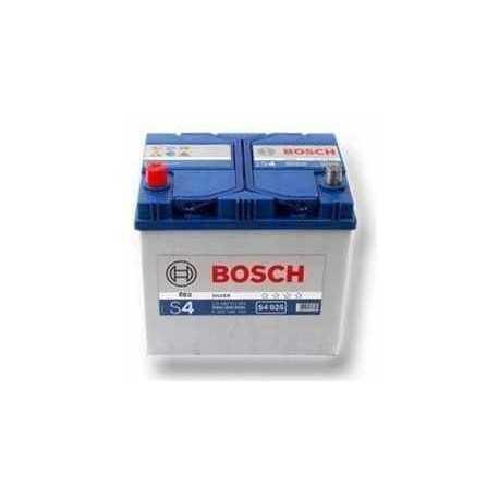 Bosch S4 025 12V/60Ah Blue ASIA -Ľ