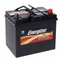 Energizer Plus 12V 60Ah 510A (EP60J)