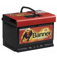 Banner Power Bull 12V 60Ah 540A (P6009)