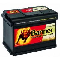 Banner Running Bull AGM 12V 60Ah 640A (56001)