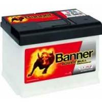 Banner 12V/63Ah PowerBull (P63 40)