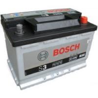Bosch S3 007 12V/70Ah Black