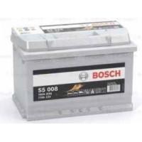 Bosch S5 12V 77Ah 780A (0092S50080)
