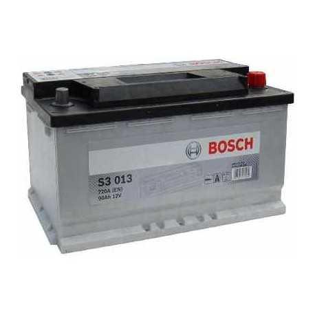 Bosch S3 013 12V/90Ah Black
