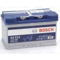 Bosch S4 EFB 12V 80Ah 730A (0092S4E110)