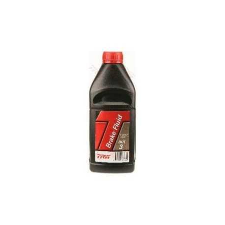 Brzdová kvapalina TRW DOT 3 1L