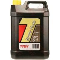 Brzdová kvapalina TRW DOT 5.1 5L