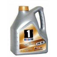 Motorový olej MOBIL 1 NEW LIFE FS 0W-40 4L
