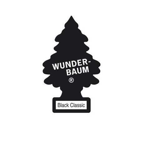 WUNDER - BAUM- BLACK CLASSIC - Čierny klasik