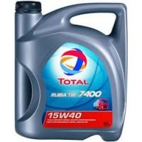 Total Rubia Tir 7400 15W-40 5L