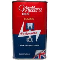 MILLERS OILS Classic Pistoneeze 20w-50