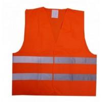 Vesta reflexná - oranžová UNI