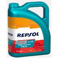 REPSOL 15W-40 ELITE INYECCION 5L