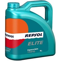 REPSOL 15W-40 ELITE INYECCION 4L