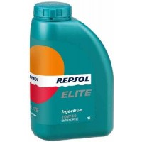 REPSOL 10W-40 ELITE INJECTION 1L