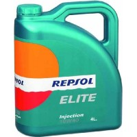 REPSOL 10W-40 ELITE INJECTION 4L