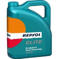 REPSOL 5W-40 ELITE EVOLUTION 5L