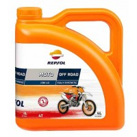REPSOL 4T 10W40 OFF ROAD 4L