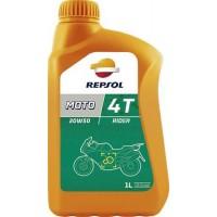 REPSOL MOTO RIDER 20W-50 4T 1L