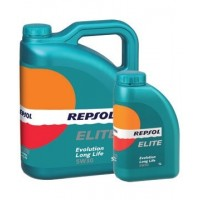 REPSOL 5W-30 ELITE EVOLUTION LL 5L