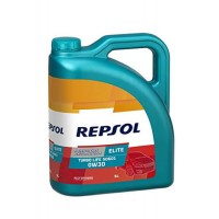 REPSOL 0W-30 ELITE TURBO LIFE 506.01 5L