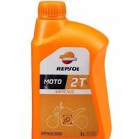 Repsol Moto 2T Sintetico 1L