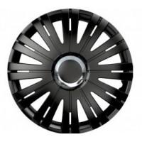 Puklice 13 Active RC black VERSACO, 4ks