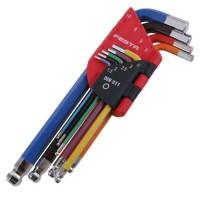 Sada kľúčov imbus 1,5-10 mm 9D, FESTA 18500