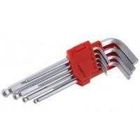 Sada kľúčov imbus s hlavičkou 1,5-10 mm, FESTA 18498