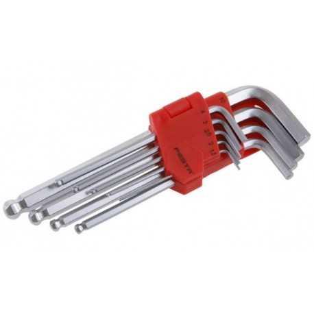 Sada imbusových kľúčov , 1,5-10 mm FESTA 18498