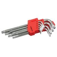 Sada kľúčov TORX T10-T50 9ks, FESTA 18497