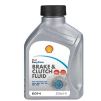SHELL BRAKE FLUID DOT 4 ESL 0,5 L