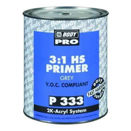 BODY 3:1 HS primer P333 1L