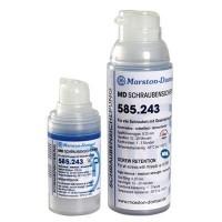 Lepidlo na skrutkové zaistenie 587.245, 50g s pumpou Marston-Domsel