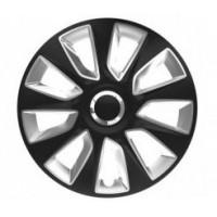 Puklice 17 Stratos RC silver&black