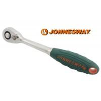 """Račňa 3/4"""" 48-zubová s PVC rukoväťou JONNESWAY/ R3703"""