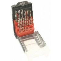Sada vrtákov 19-dielná 1,00-10,00x0,5mm PN2907