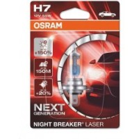 OSRAM Night Breaker Laser H7/12V/55W